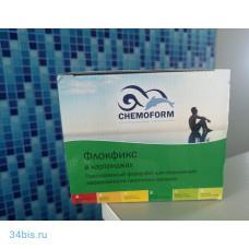 Chemoform Флокфикс в картриджах,  1 кг