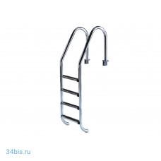 """Лестница IML Испания """"Standart"""" 5 ст. """"LUXE"""" AISI-304"""