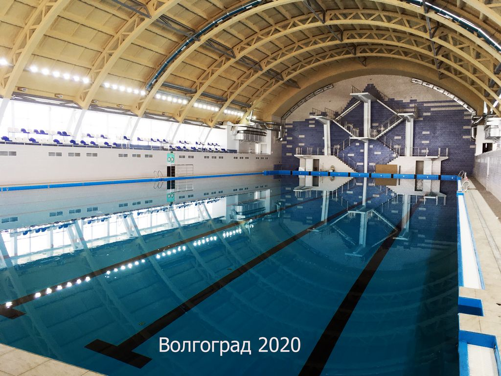Строительство бассейнов в Волгограде